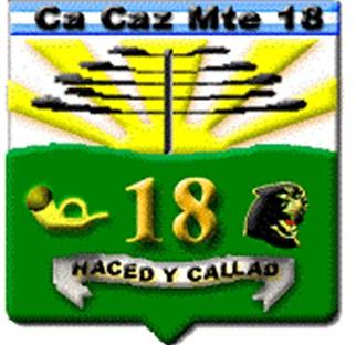 Ca Caz Mte 18