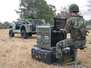 Desarrollo y Defensa: Radar RASIT Rastreador